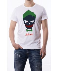 T Shirt Illustrazioni - Joker