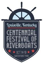 LOUISVILLE BELLE CELEBRATION - CENTENNIAL FESTIVAL OF RIVERBOATS, October 14-19, 2014 - Waterfront Park