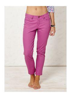 Raspberry Bayou Organic Cotton Jeans