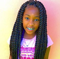 Twist Hairstyles For Kids Custom Little Girl Box Braids …  Jazz Hai…