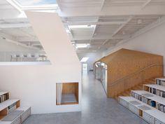 Hybrid Office / Edward Ogosta Architecture (3)