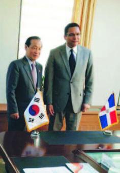 Corea ayudará a República Dominicana mejorar banda ancha http://www.audienciaelectronica.net/2013/10/22/corea-ayudara-a-republica-dominicana-mejorar-banda-ancha/