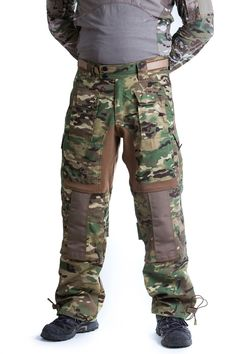 Disruptive Combat Pants Front