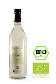 BIO Weingeist Primasprit Trinkalkohol 1000ml/96,4%vol.