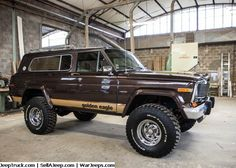 Used Jeeps and Jeep Parts For Sale - 1979 Cherokee Golden Eagle Jeep Wagoneer, Jeep Xj, 1997 Jeep Wrangler, Jeep Truck, Pickup Trucks, Cherokee Chief, Jeep Cherokee Xj, Jeep Parts For Sale, Jeep Garage