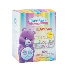 American White Cross Care Bears - Adhesive Bandages, x Product number 10852 sold by Dukal. Care Bears Adhesive Bandages adhesive bandages, x Bear Toy, Teddy Bear, Barbie Doll Set, First Aid Supplies, Journey Girls, Operation Christmas Child, Child Face, White Crosses, Care Bears