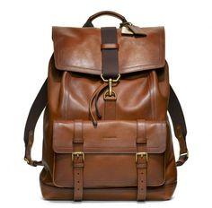 Coach Bleecker Leather Backpack - I've got it!
