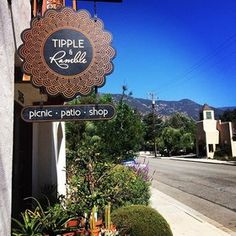 Tipple & Ramble - Picnic shop by day, wine bar by night, this is the spot to…