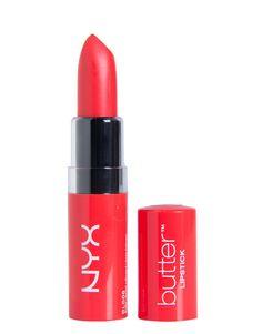 NYX Butter Lipstick - Fireball