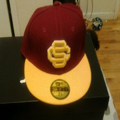 SC FITTED CAP BNWT Accessories