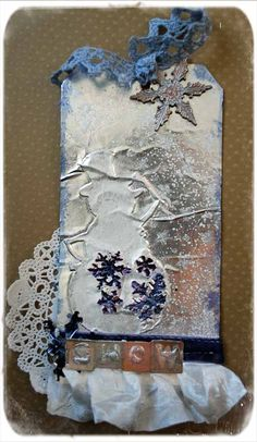 Cool snow tag how to by @May Allen flaum