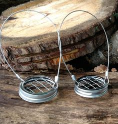 2014 DIY Outdoor Lightings - Make Your Own Mason Jar 3 in 1 Candle
