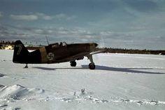 Morane-Saulnier M.S.406  Äänislinna, Viitana 1942.03.17
