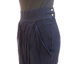 Wide Leg Pants, Vintgae, Gottex, women trousers, under 20