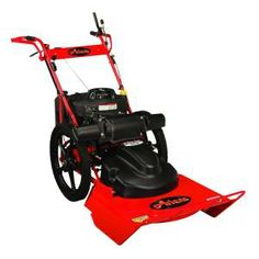 Want.  But prob have to rent one some 3-day weekend. Ariens 24 in. Pro High Wheel Self-Propelled Gas Brush Cutter Mower- California Compliant-911707 at The Home Depot