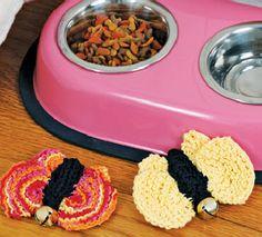 Knook™ Cat's Butterfly free pattern Crochet Hooks, Crochet Pattern, Free Pattern, Crochet Butterfly, Loom Weaving, Craft Fairs, So Little Time, Crochet Ideas, Home Crafts