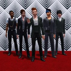 ⠀ Red Carpet things... - Max ⠀ #sims #sims3 #sims4 #thesims #thesims3 #thesims4 #thesims3showtime #thesims3latenight #roleplay #sims3rp #sims3roleplay #sims3legacy #sims3stories #sims3celebrities  #celebrity #singercareer #sims3musiccareer #sims3singercareer #simmer #simming #simstagram #sims3band #onellamaahead #onellamaaheadband #sims3bridgeport #ea #eagames #electronicarts #playwithlife http://tipsrazzi.com/ipost/1523166742292040068/?code=BUjYBUAAYmE