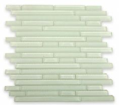 Possible backsplash option: Tao Bliss Glass Tiles