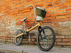 The Carma Project Makes a New Bike From Old Car Parts