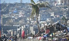 UN chief to visit hurricanehit Haiti as funding appeal falls short