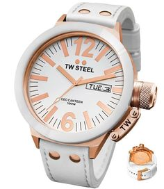 TW Steel | Ceo | lady | pink | steel | watch | oversized | fashion | trend | reloj | mujer | catwalk | top | acero | tendencia