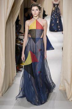 Défilé Valentino Printemps-été 2015 Haute couture | Le Figaro Madame