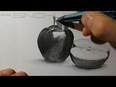 Уроки рисования карандашом и тушью - этот канал поможет всем желающим научиться рисовать.