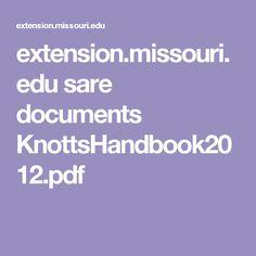 extension.missouri.edu sare documents KnottsHandbook2012.pdf