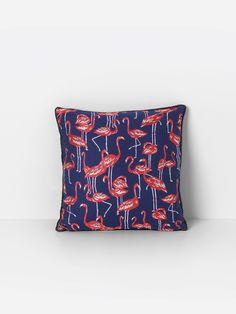 Shop nu: sierkussens voor binnen én buiten | Flamingo kussen | ELLE Decoration NL