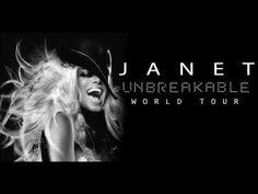 Janet Jackson IMVU Unbreakable World Tour