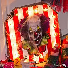 464 Best Carnevil Images In 2019 Halloween Circus