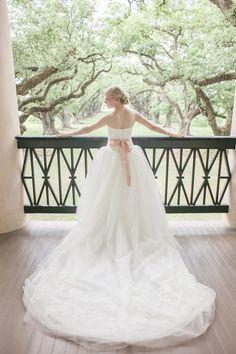 Paige's Oak Alley Plantation Bridal Portraits  Bay St. Louis Wedding Photography #wedding #weddingdresses #bridal #bridaldresses