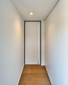 ANYWAY DOORS - Moderne binnendeuren met minimaal aluminium kozijn - Hoog ■ Exclusieve woon- en tuin inspiratie.