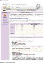 GAYRAUD DOMINIQUE FLASH INFOS CDG 18