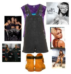 """""""Tlc theme performance"""" by infinitytrendsetters ❤ liked on Polyvore"""