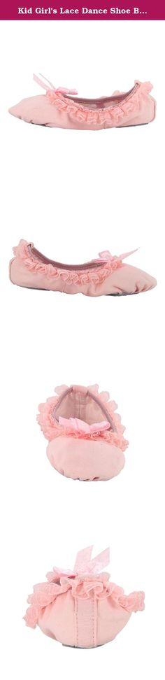 Kid Girl's Lace Dance Shoe Ballet Slipper. MSMAX is a well established fashion brand which carries stylish and affordable shoes, apparel and accessories.Are you boring with the classic styles?Do you feel that your dancing wear are not so shinning in the party? are right here waiting for you. Our designs are very fashion,and the shoes are light.Do not wash in water,just use a wet cloth to clean them.