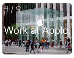 Work at Apple