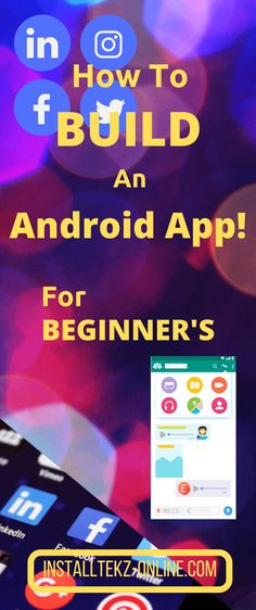 You don't need to be a developer to create your very own android app! This post will take you through the online web platform, Kodular and hopefully get you started in building apps today for you DIY IOT projects! Building Apps, Iot Projects, Robotic Automation, Web Platform, Build An App, Simple App, Online Web, Robotics, Linux