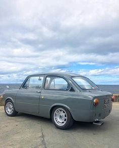 Fiat 850, Cars And Motorcycles, Automobile, Alfa Romeo, Classic, Vehicles, Gold, Motorbikes, Cars