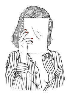 Test ilustrado a Sara Herranz