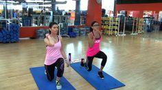 Glúteos de acero en 8 minutos con Amaya Fitness   TELVA