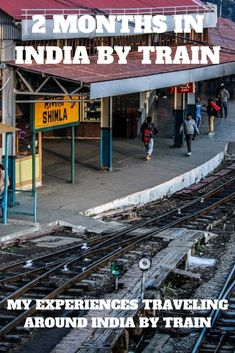 Traveling for 2 months in India by train. These are my travel experiences from spending 2 months travel in India. Ways To Travel, Travel Advice, Travel Guides, Travel Tips, Travel Essentials, Backpacking For Beginners, Backpacking India, Backpacking Tips, India Travel Guide