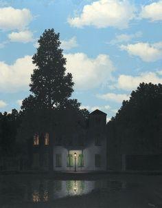 """Magritte, """"L'empire des lumières"""""""