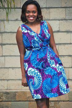 Elle s'appelle Diana Opoti, nous vient du Kenya et travaille dans le domaine de la mode en tant que consultante dans le domaine de la mode. Cette femme dynanique qui se déclare elle-même «african fashion enthousiat» s'est lancé un défi : faire comprendre à tous qu'il n'y pas une unique définition de «la mode africaine». ...