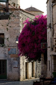 Beautiful Greece...Areopolis village, Mani