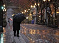 Portland breaks 1957 record for rain falling in March | OregonLive.
