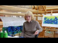Mid-Shore Arts: The Looms and Art of Ulrika Leander