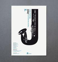 festival internacional de jazz de alicante | estudio ibán ramón | Proyectos de identidad corporativa, diseño editorial y comunicación gráfica