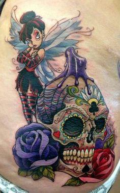 "Tattoo by Walter ""Sausage"" Frank @ Revolt Tattoos #jointherevolt"