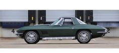 1967 Chevrolet Corvette Convertible - 427/435 HP, 4-Speed